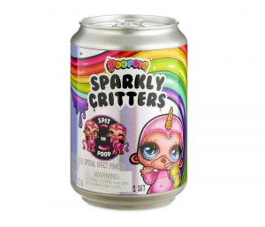 POOPSIE SPARKLY CRITTERS S2 CDU 12 PZ CONTIENE:                                      ppe32000 Poosie Sparkly Critters s2