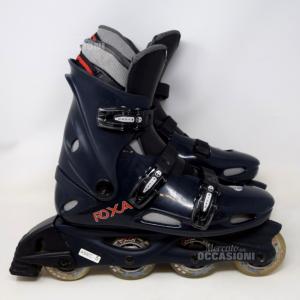 Roller N43 Roxa Blu