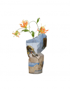 Paper Vase Cover The Dream - Dali'