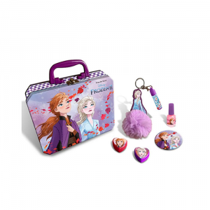 Frozen Metallic Beauty Case Set 2019