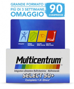 Multicentrum Select 50+ 90 cpr