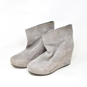 Scarpe Grigie Donna Car Shoe N 38 Originali (marca Prada)