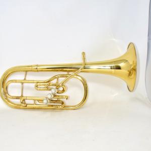 Tromba Flicorno Contralto In Mlb (genis) Rampone Cazzani