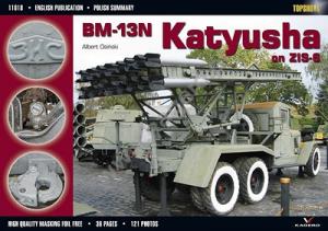 BM-13N Katyusha on ZIS-6
