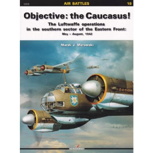 OBJECTIVE: THE CAUCASUS!