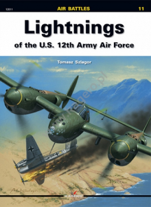 P-38 LIGHTNINGS OF THE U.S. 12