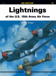 P-38 LIGHTNINGS OF THE U.S. 15