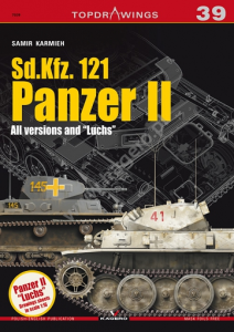 SD.KFZ. 121 PANZER II