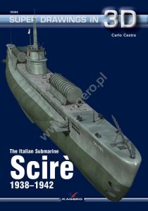 Sottomarino Regia  Marina SCIRE'