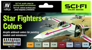 Star Fighters Colors