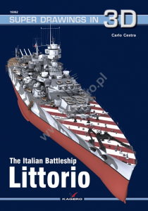 The Italian Battleship Littorio
