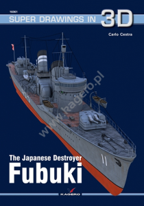 The Japanese Destroyer Fubuki