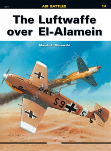 THE LUFTWAFFE OVER EL-ALAMEIN