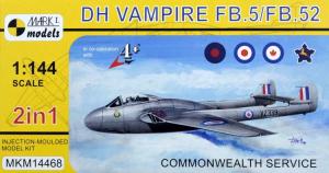 DH Vampire FB.5