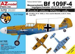 Me-109F-4