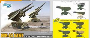 MIM-23 HAWK M192 Anti-aircraft Missile Launcher