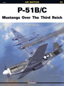 P-51B/P-51C Mustangs
