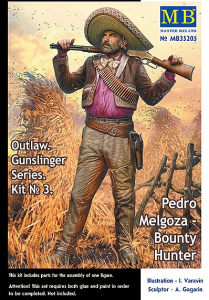 Pedro Melgoza - Bounty Hunter