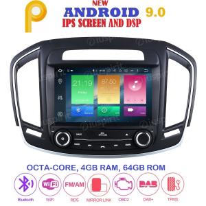 ANDROID 9.0 autoradio navigatore per Opel Insignia 2013-2016 Buick Regal Vauxhall Insignia GPS DVD WI-FI Bluetooth MirrorLink