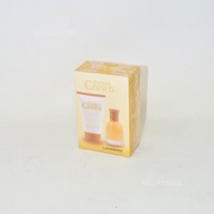 Crema Corpo+profumo Donna Golden Crown