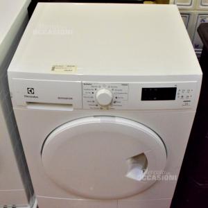 Asciugatrice Electrolux Con Oblo Bianco