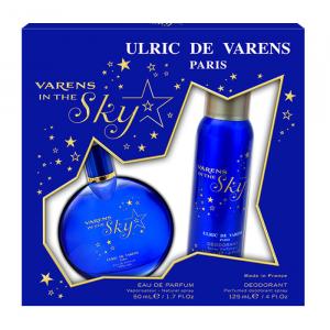Ulric De Varens In The Sky Eau De Parfum Spray 50ml Set 2 Parti 2019