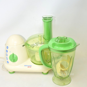 Frullatore Multifunzione Dolcevita Imetec Verde