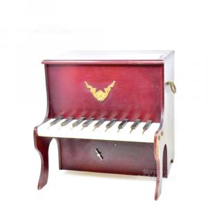 Pianoforte Carillon In Legno