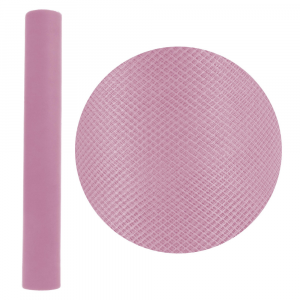 ROTOLO in tulle ROSA (50 cm H x 20 Mt)