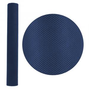 ROTOLO in tulle BLU (50 cm H x 20 Mt)