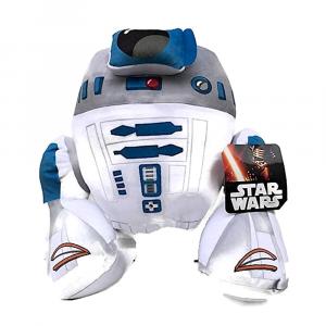 R2‑D2 saga STAR WARS peluche originale - 50 cm H