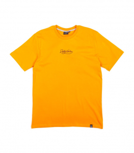 T-Shirt Dolly Noire Sign Yellow Tee