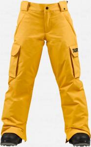 Pantaloni Snowboard Burton BOY Exile Cargo Pant