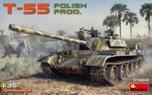 T-55 POLISH PROD
