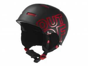 Casco Snowboard Out Of Black Red