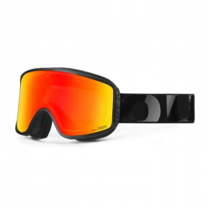 Maschera Snowboard Out Of Shift Black Silico