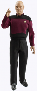 Star Trek TNG  Action Figure 1/6 - St. Picard