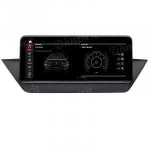 ANDROID 10 navigatore per  BMW X1 E84 2009-2015 senza schermo originale, 10.25 pollici CarPlay Android Auto WI-FI GPS 4G LTE Bluetooth 4GB RAM 64GB ROM