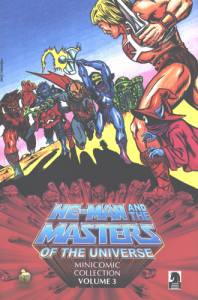 He-Man and the Masters of the Universe: Minicomic Collection Vol.3 in Italiano