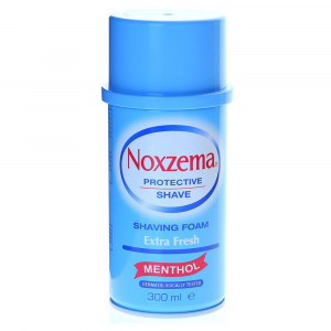 NOXZEMA Extra Fresh Shaving Foam 300ml