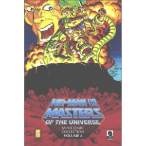 He-Man and the Masters of the Universe: Minicomic Collection Vol.4 in Italiano
