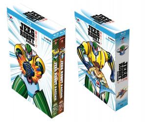 Jeeg Robot d'Acciaio - Serie Completa Blu Ray (Edizione Limitata 6 dischi)