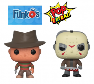 Funko Mini: FREDDY + JASON from Funko's Cereal