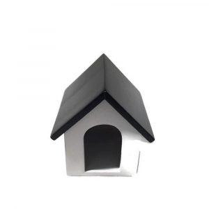 Cuccia del cane in miniatura casa delle bambole