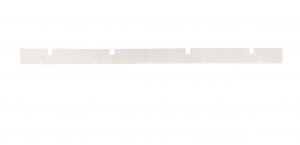 H 507 M Gomma Tergi ANTERIORE per lavapavimenti DULEVO - From Series 3