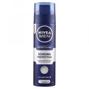NIVEA MEN Protect and Care Schiuma Protettiva 200ml