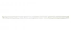 TTV 678 (squeegee L=850 mm) goma de secado delantera para fregadora NUMATIC (Dal 2013)