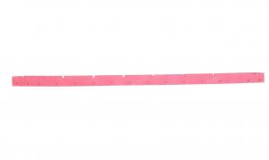 TTB 6652 T (squeegee L=850 mm) goma de secado delantera para fregadora NUMATIC (Dal 2013)