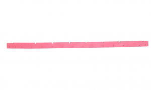 TTB 6652 S (squeegee L=850 mm) goma de secado delantera para fregadora NUMATIC (Dal 2013)