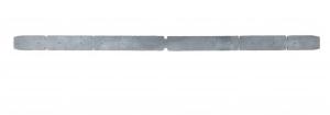 H 707 Gomma Tergi delantera para fregadora DULEVO